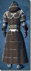 Fortified Electrum Pub - Male Back