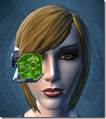 Green Efficiency Scanner - Female Close
