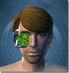 Green Efficiency Scanner - Male Close