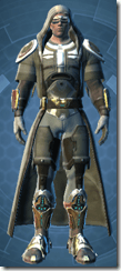 Peacekeeper Elite - Male Front