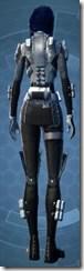 RD-07A Vendetta - Female Back