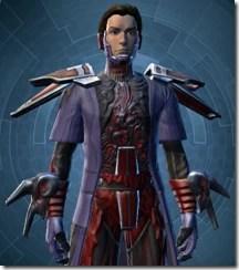Sorcerer Expert - Male Close