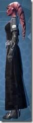 Supreme Inquisitor - Female Left