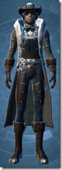 TD-07A Blackguard - Male Front