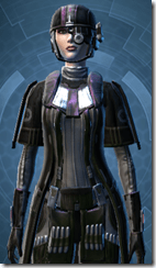 Czerka Executive Hero - Female Close