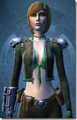 Mira - Female Close
