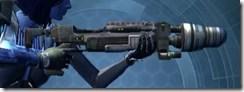 GenoHaradan Agent's Rifle