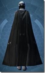 Battle Instructor Imp - Female Back