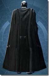 Battle Instructor Imp - Male Back