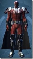 Elder Vindicator Imp - Male Front