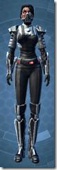 Fervent Battle Imp - Female Front