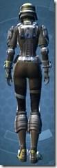 RD-15A Mercenary Pub - Female Back
