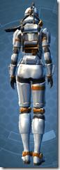 RD-15B Commando Pub - Female Back