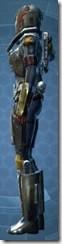 RD-17A Master Striker Imp - Female Left