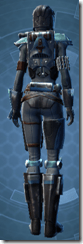 TH-17A Elite War Medic Imp - Female Back