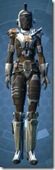TT-15B Vanguard Imp - Female Front