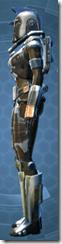 TT-15B Vanguard Imp - Female Left