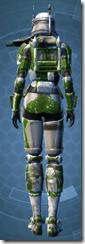TT-16B Master Powertech Pub - Female Back