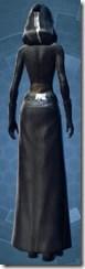 Diabolist - Female Back