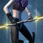 Energized Conqueror's Saberstaff*