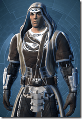 Force Sentinel Pub - Male Close