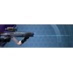 Gray Helix Blaster Rifle