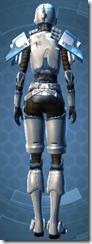 Republic Huttball Away - Female Back