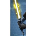 Tythonian Force-Master's Lightsaber