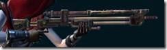 War Hero Supercommando's Blaster Rifle