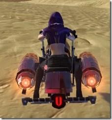 Aratech Red Spirit - Back