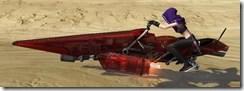 Aratech Red Spirit - Side