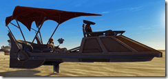Cartel Hedonist Skiff - Clipping