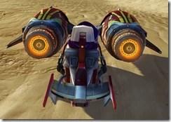 Czerka CR-17 Incendia - Back