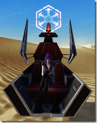 Dominator's Command Throne - Front