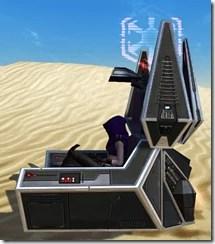 Dominator's Command Throne - Side