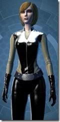 Concealed Bodysuit - Female Close