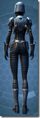 Mandalore the Preserver - Female Back