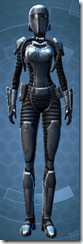Mandalore the Preserver - Female Front