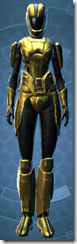 Opulent Triumvirate - Female Front
