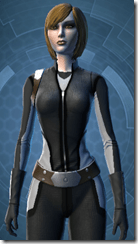 RV-03 Speedsuit - Female Close