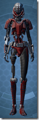Series 505 Cybernetic - Female Front