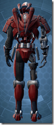 Series 505 Cybernetic - Male Back