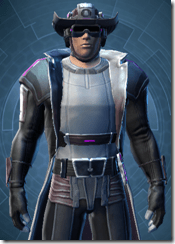 Voltaic Vandal - Male Close