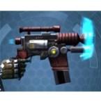 Kell Dragon Combat Medic/ Eliminator/ Combat Tech/ Supercommando Blaster Pistol/ Offhand Blaster