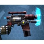 Kell Dragon Combat Medic/ Eliminator/ Combat Tech/ Supercommando Blaster Pistol/ Offhand Blaster