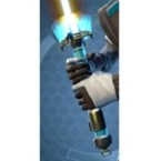 Kell Dragon Force-Master/ Force-Mystic Lightsaber
