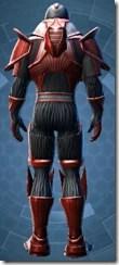 Obroan Hunter - Male Back