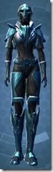 Obroan Trooper - Female Front