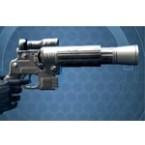 Obroan Combat Medic's/ Eliminator's/ Combat Tech's/ Supercommando's Blaster Pistol/ Offhand Blaster