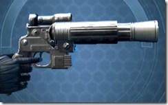 Obroan Blaster Pistol